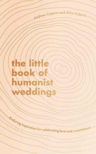 The Little Book of Humanist Weddings cover
