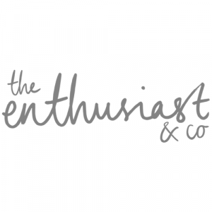 The Enthusiast & Co Podcast logo